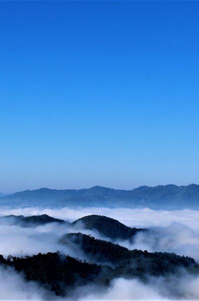 Cloud Capped in Mizoram
